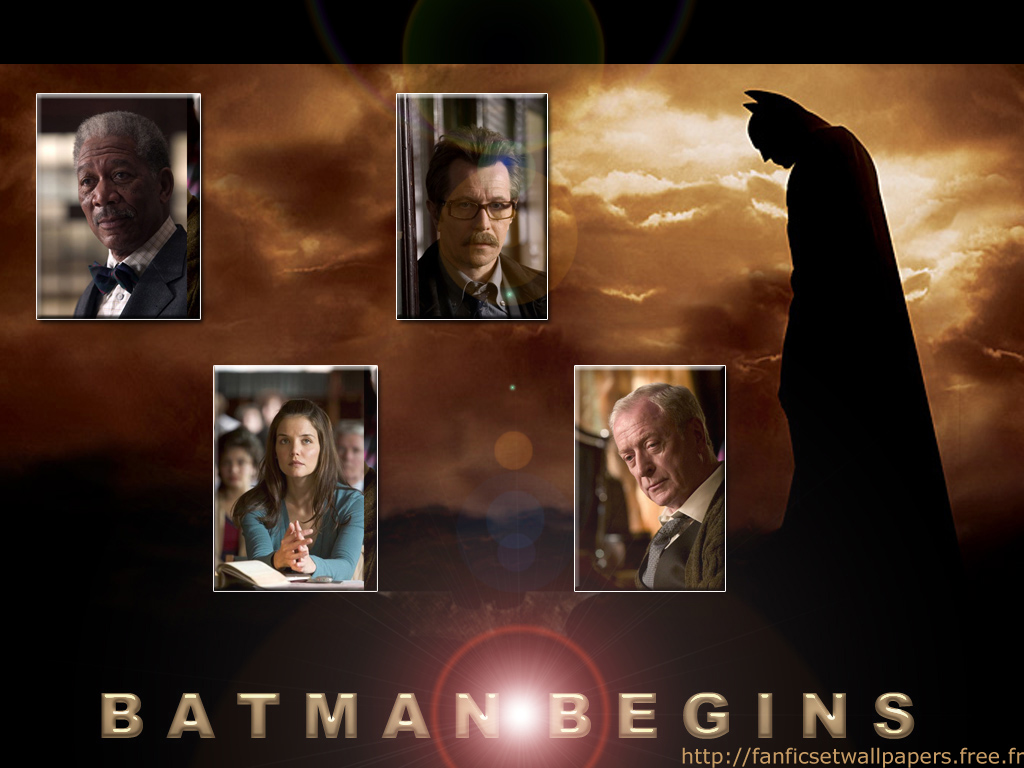 Fanfics Wallpapers Movies Batman Begins